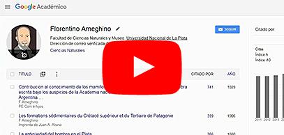 Google Académico: Cómo crear perfil de investigador de la FCNyM-UNLP