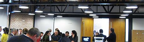 En septiembre de 2009 la Biblioteca inauguró una segunda sede. Ubicada en las dependencias de la Facultad de Ciencias Naturales y Museo